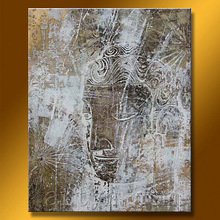 High Quality Figure Oil Painting With Modern Design