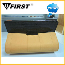 Genuine Leather case for ipad3,OEM Leather case for ipad