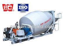 JCR-3 Diesel Engine concrete drum mixer