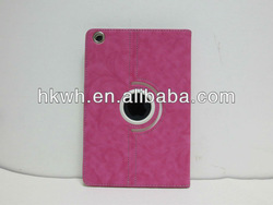 2014 Flip Magnet 360Degree Rotary Stand Case For ipad mini 2