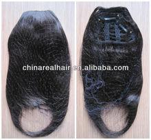 100% human hair bang factory price