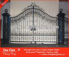 Cheap Iron Main Gate Designs