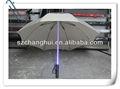 recta de promoción paraguas led