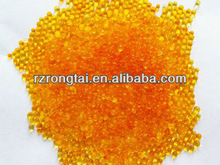 Rongtai Orange Silica Gel adsorbent with high quality