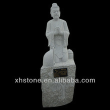 Chinese Famous People Figure Sculpture