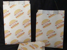 2014 new Oil wrapping paper, prevent oil packing bag