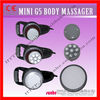 New price g5 vibrating electric far Infrared body slimming massager with CE