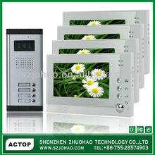 video door phone intercom control electric lock