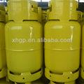 26.6l de cilindros de glp/tanque de gas/botella de gas propano para& de butano