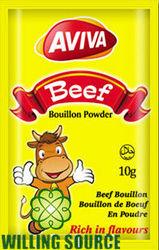 10G SEASONING POWDER BEEF/BOEUF FLAVOR
