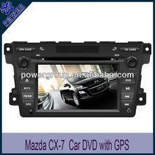 CX-7 CAR DVD GPS NAVIGATION
