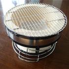 Home mini terracotta stove bbq oven