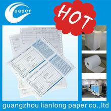 2013 Full Colors Multi-ply Carbonless Express Bill Printing Paper