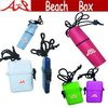 ADs gift plastic container with waterproof property
