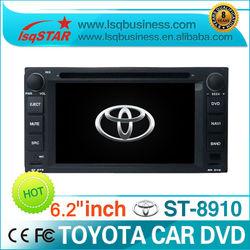 LSQ Star CAR DVD for Toyota RAV4 / COROLLA (2004-2006) / VIOS / HILUX with 3G PIP 6CDC ST-8910