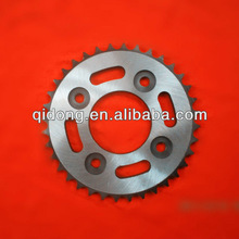bajaj pulsar part motorcycle sprocket in carton