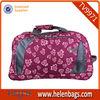 2014 Nice printing Lady duffel bags