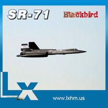 SR-71 blackbird aeromodelism airplane