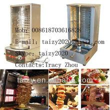 roaster machine/meat barbecue machine