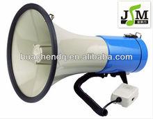 25Watt Megaphone Light weight Siren 10 inch woofer