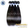 Negro color de pelo, marrón color de pelo, pelo lacio y sedoso sabio para los clientes