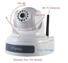 IP Camera WIFI Burglar Alarm