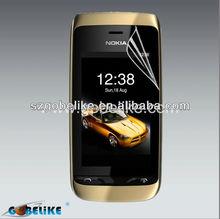 Clear screen protector anti fingerprint for Nokia 308