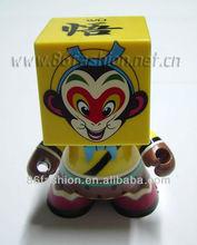 custom plastic toy figures,anime character plastic figures,movable toy figures