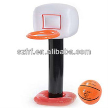 Promotional Inflatable Basketball Game Set for Kids