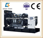 110kw to 1200kw Fuel Less Generator For Sale