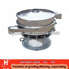 China carbon steel sand vibrating sieve machine
