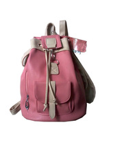 China ladies backpack womens fashion PU leather