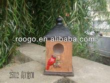Resin the bird house crafts