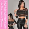 2014 sexy mini dresses sexy hot girl club top