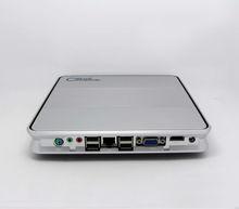 Multi media Mini PC embedded windows 7 OS CPU INTEL D2500 with HDMI VGA port