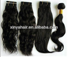 Factory Outlet Price virgin Mongolian soft dread hair piece/hair extension