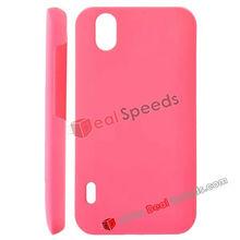 Matte Hard Case Skin for LG Optimus Black P970(Light Pink)