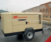 Ingersoll Rand Portable Air Compressor Doosan Portable Air Compressor 55 - 11,600 cfm