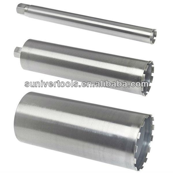 Diamond core drill bit for all application
