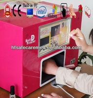Maple Digital nail printer with computer