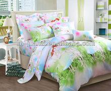 Durable luxury baby set/3d bedding set/3d duvet cover set