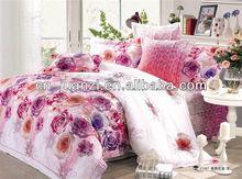 luxury duvet/wedding bedspread/bed sheet set