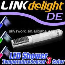 New design LED shower led faucet attachment
