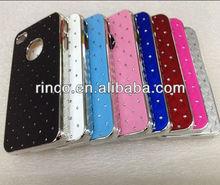 Luxury Bling Diamond Crystal Star Hard Case Cover For Apple iPhone 4 4G 4S For Apple iPhone 4 4G 4S