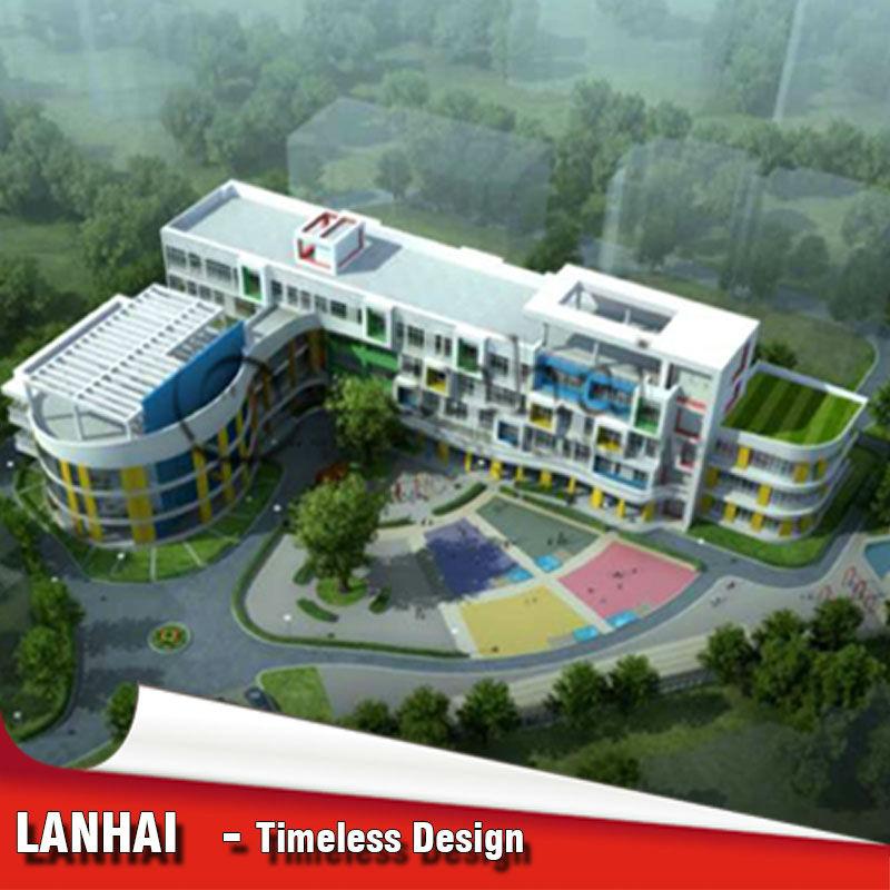 The School Building Design