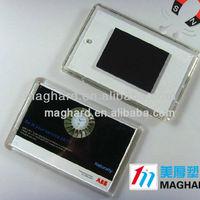 Magnetic photo frame,Acrylic photo frame