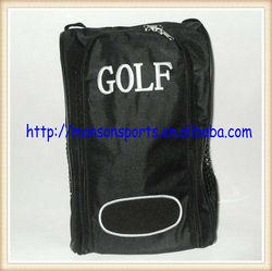 women men golf shoe bag travel storage ventilated tote bag zip bag