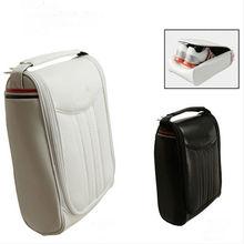 2013 promotional cotton shoe bag travel storage ventilated tote bag zip bag