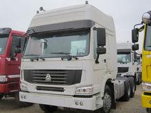 chinese sinotruk howo 6*4 tractor truck