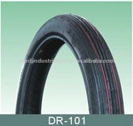 motorcycle tire all sizes rib pattern 250-17,275-17,300-17,300-18,etc